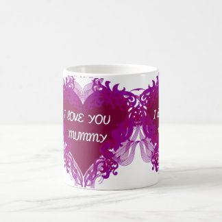 I LOVE YOU MUMMY GIFT ROMANTIC MUG