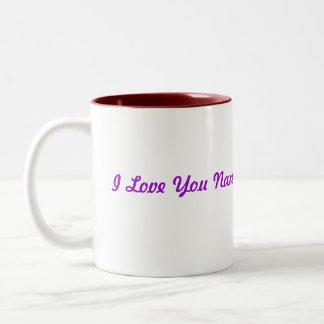 I Love You Nana Crocus Coffee Mug