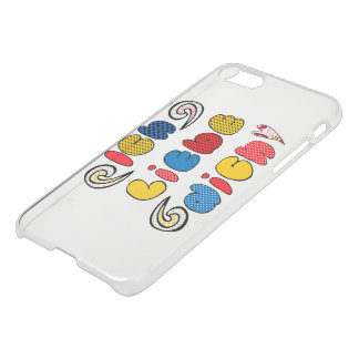 """""""I love you """" note in German. iPhone 8/7 Case"""