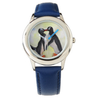 I love you Penguins Watch