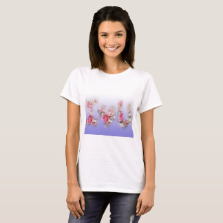 I Love You Roses T-Shirt
