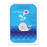 I Love You Said The Whale Invitation