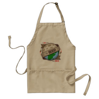 I Love You To The Moon And Back - Apron