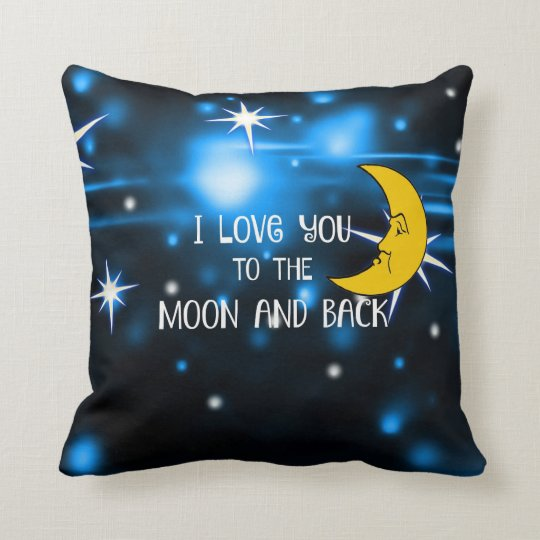 I Love You to the Moon and Back--Starry