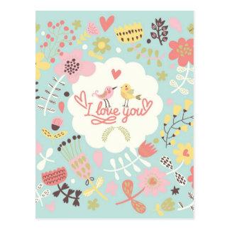 I Love You - Valentine's Day Card