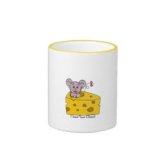 I love your Cheese Ringer Mug