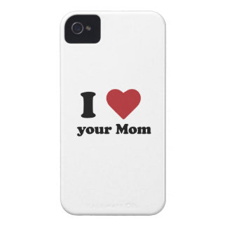 I Love Your Mom Case-Mate iPhone 4 Cases