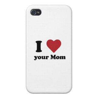 I Love Your Mom iPhone 4/4S Covers