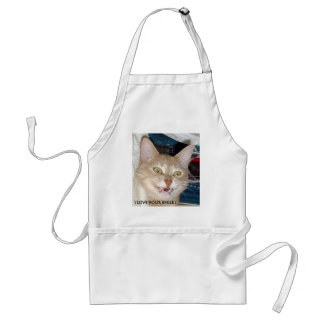 I LOVE YOUR SMILE APRONS