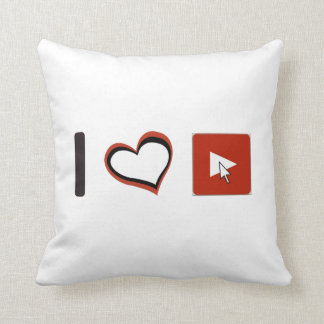 Zoella Throw Pillows : Youtube Cushions - Youtube Scatter Cushions Zazzle.co.uk