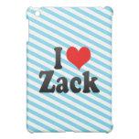 I love Zack iPad Mini Case