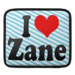 I love Zane MacBook Air Sleeve