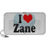 I love Zane Mini Speakers