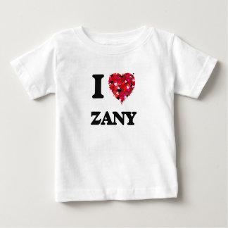 I love Zany Tshirts