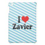 I love Zavier iPad Mini Case