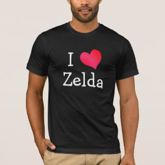 I Love Zelda T-Shirt