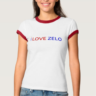 I love Zelo t-shirt (B.A.P Zelo) Kpop