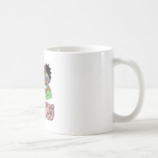 I LOVE ZOMBIES finished 3 Coffee Mug