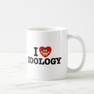 I Love Zoology Coffee Mug