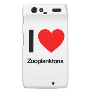 i love zooplanktons motorola droid RAZR covers