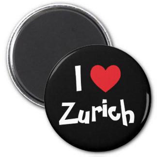 I Love Zurich Fridge Magnets