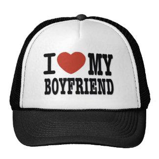 I LOVEMY BOYFRIEND CAP