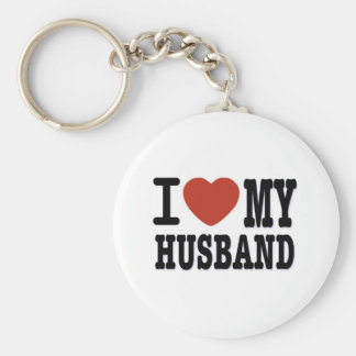 I LOVEMY HUSBAND KEY RING