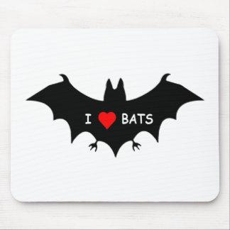 I Luv Bats Mouse Mat