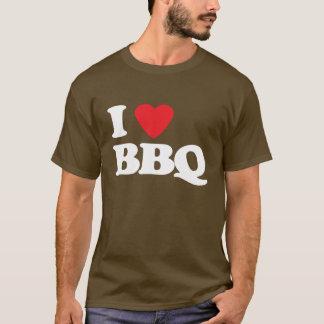 I Luv BBQ T-Shirt