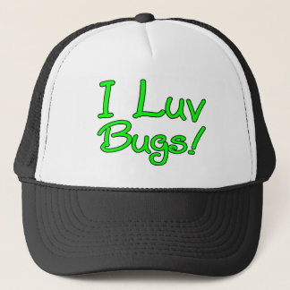 I Luv Bugs! Trucker Hat