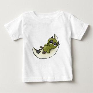 I luv cheese Monster digital art Baby T-Shirt