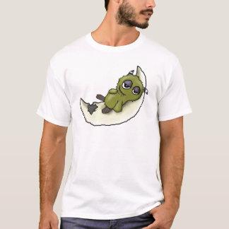 I luv cheese Monster digital art T-Shirt