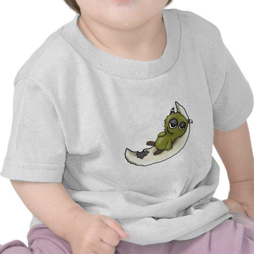 I luv cheese Monster digital art Tee Shirts