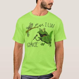 I LUV CROAKIE T-Shirt