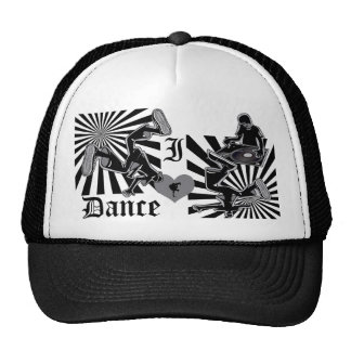I LUV Dance Cap
