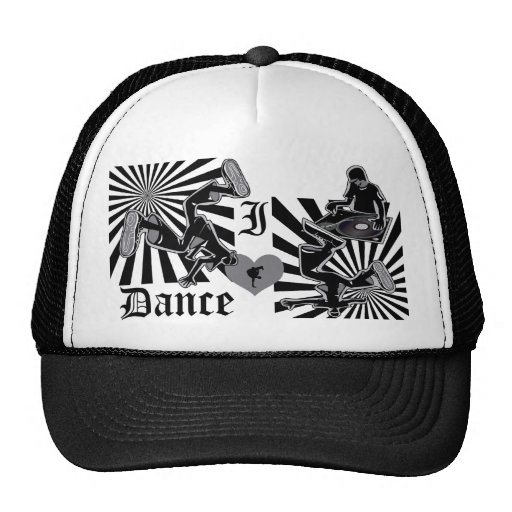 I LUV Dance Hat
