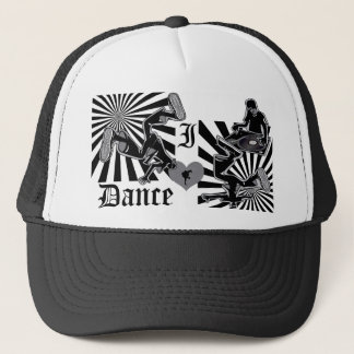 I LUV Dance Trucker Hat