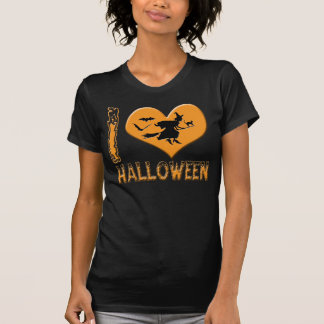 I Luv Halloween Witchy for Dark Colors T Shirts