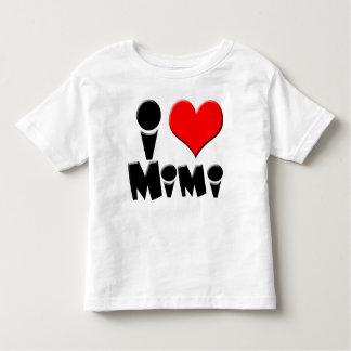 I Luv Mimi Toddler T-Shirt