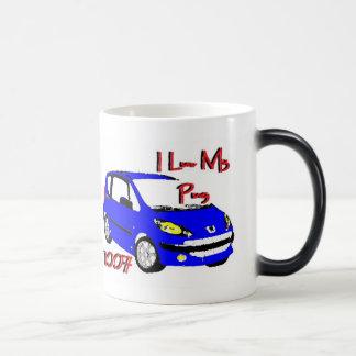 I Luv My Pug 1007 mug