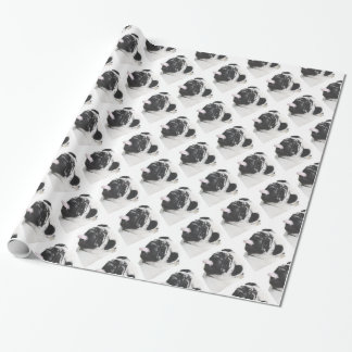 I Luv My Pug Wrapping Paper
