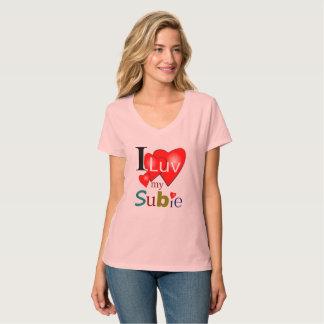 I Luv MY Subie T-Shirt