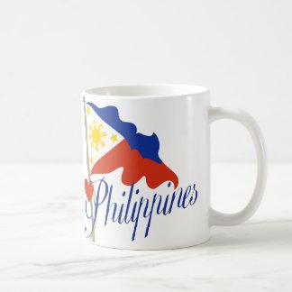 i luv Philippines Basic White Mug