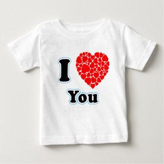 I Luv You Tshirts