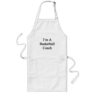 I m A Basketball Coach Aprons