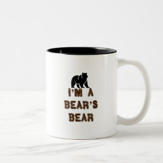 I m A Bear s Bear Mugs
