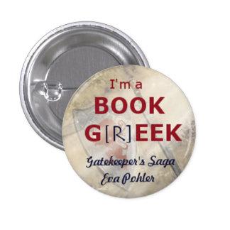 I m a BOOK G R EEK Buttons