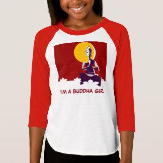 I'M A BUDDHA GIRL T-Shirt