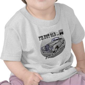 I m A Classic 80th Birthday Gifts T-shirt
