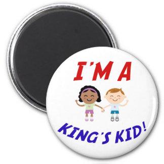 I m a King s Kid Magnet